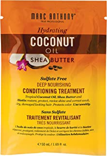 MARC ANTHONY Hydrating Coconut Oil & Shea Butter Deep Nourishing Conditioning Treatment