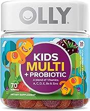 olly probiotic ingredients
