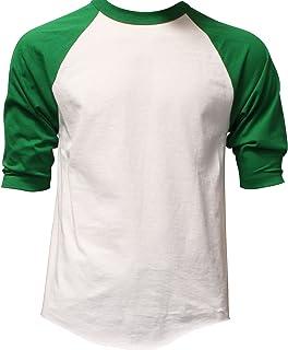a837a8f58110 DealStock Shaka Active Casual Camo Raglan Tee 3/4 Sleeve Tee Shirt Jersey