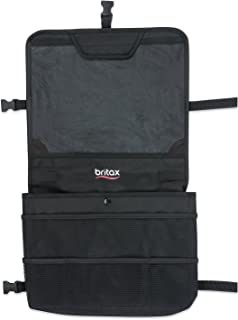 Britax View-N-Go Backseat Organizer with Tablet Holder, Black