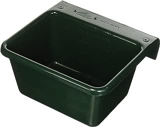 Fence Feeder - 6 Quart Color: Dark Green