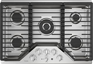 GE PGP9030SLSS 30 Inch Gas Cooktop