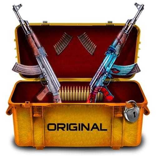 AK-47 Case Opener Original ( NoAds )