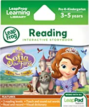 LeapFrog Disney Sofia The First Sofia's New Friends Interactive Storybook (for LeapPad Tablets)