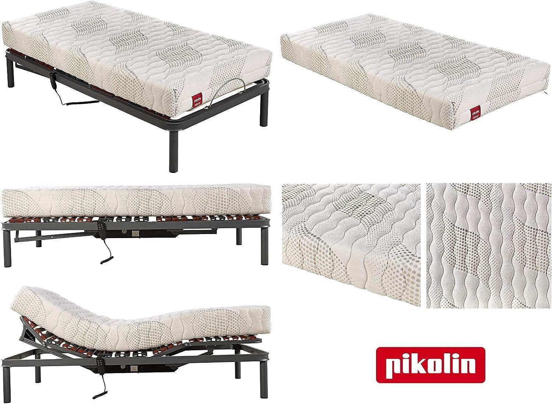 PIKOLIN Colchón ART18 Nova para Camas articuladas