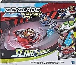 Beyblade- Estadio Turbo Rail (Hasbro E3629EU4)