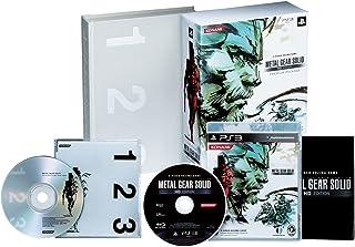 メタルギア ソリッド HD エディション プレミアムパッケージ (ゲームアーカイブス版「メタルギアソリッド」ダウンロードコード同梱) - PS3