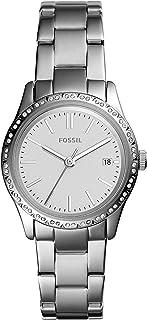 Fossil Women's Adalyn Stainless Steel Dress Quartz Watch