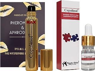 Copulinol 5ml 100% feromonas y copulinol MAX 8ml feromonas roll-on para mujeres atraen a hombres