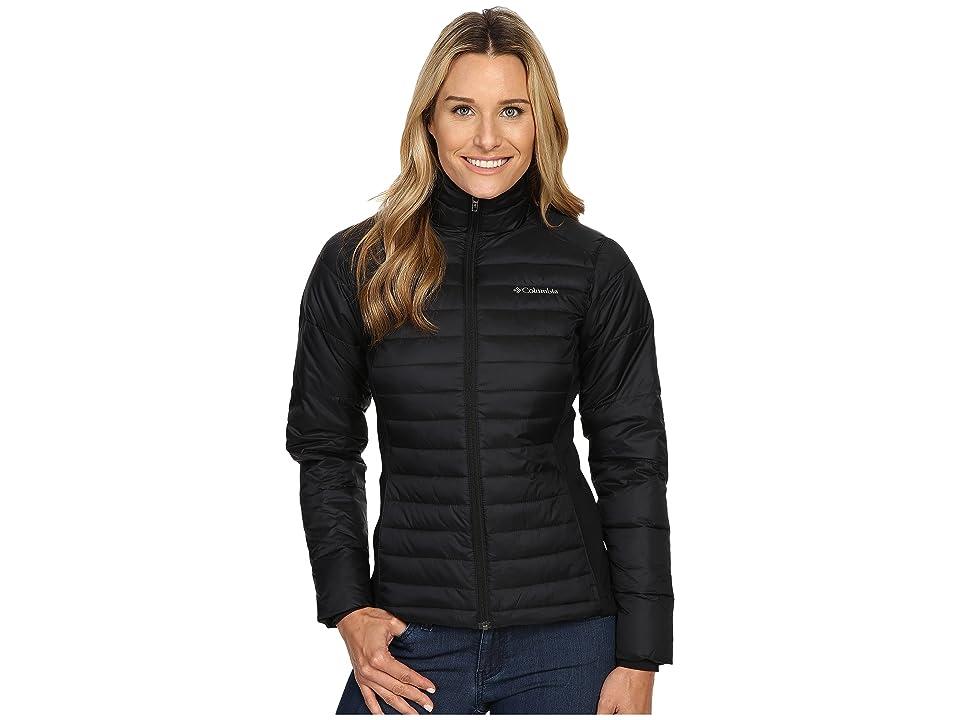 Columbia Powder Pillowtm Hybrid Jacket (Black) Women