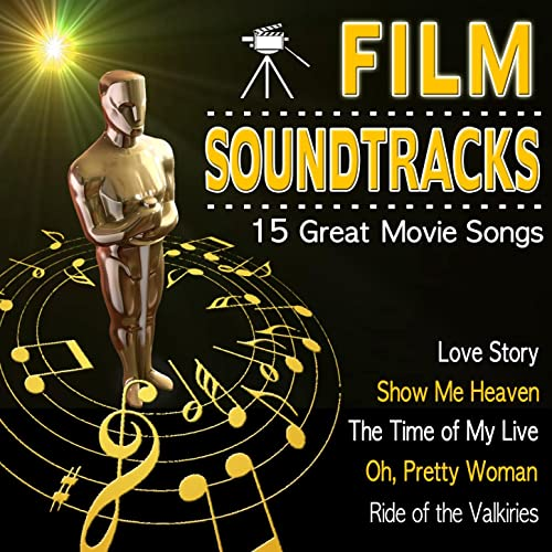 Film Soundtracks. 15 Great Movie Songs by Estudios Talkback on Amazon Music - Amazon.com