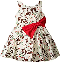 Little Party Little Deer Dress (Toddler/Little Kids/Big Kids)