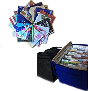 Napkins in a Bag - Includes 15 pkg Lunch Napkins (2-ply 16ct) in Poly Zip Storage Bag w/dividers for Winter, Spring, Summer, Fall, Major Holidays from Jan-Dec Fun All Year The Perfect Unique Gift