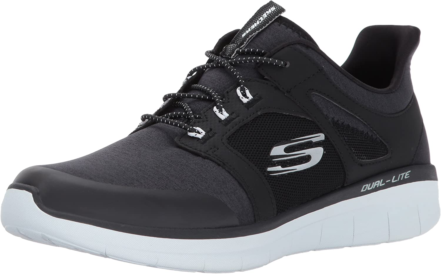 Skechers Synergie 2.0 Chekwa Mens Slip-on Trainer