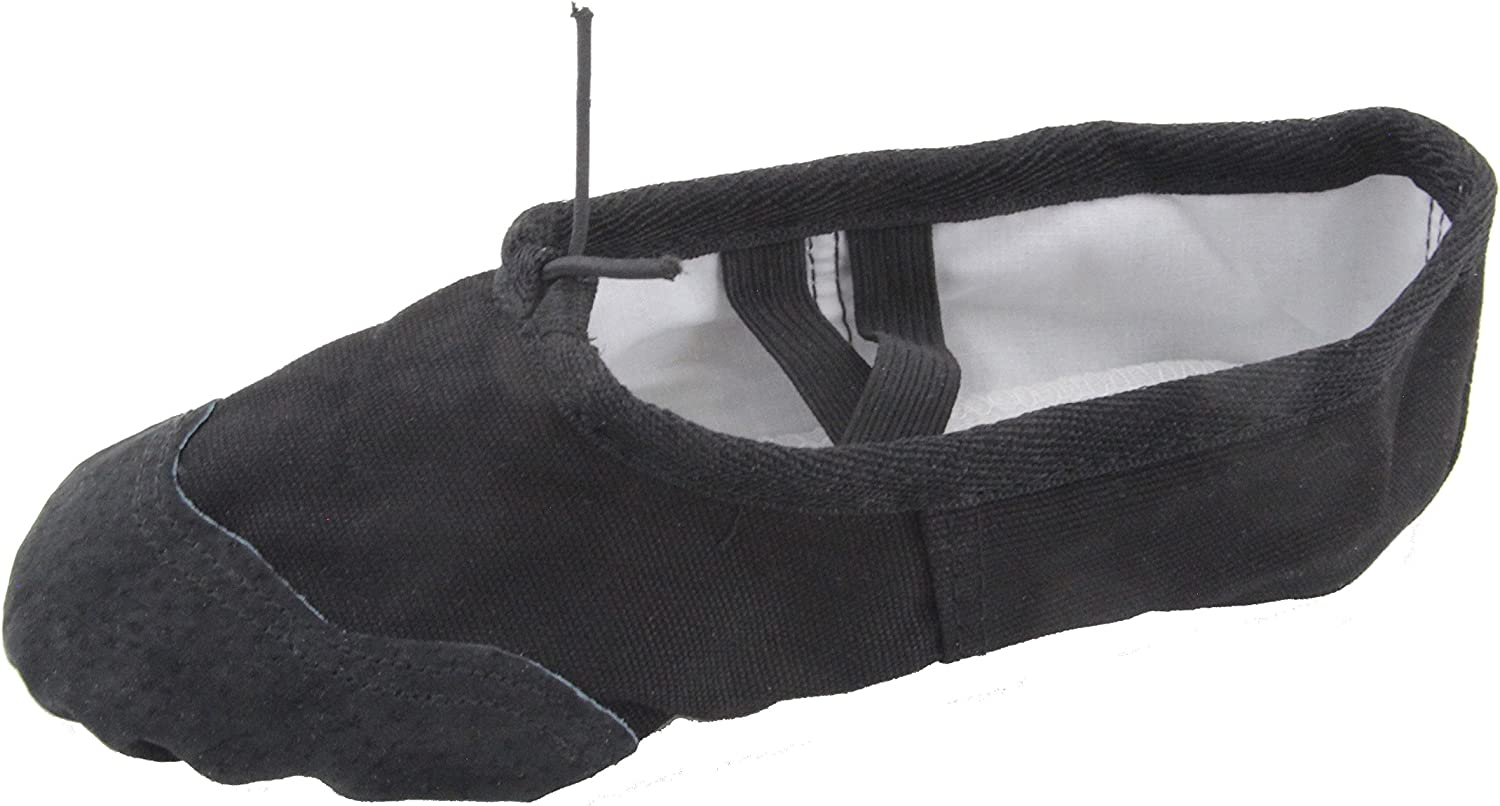 wenchoice Super special price Girl's Black Flats Ballet Seattle Mall