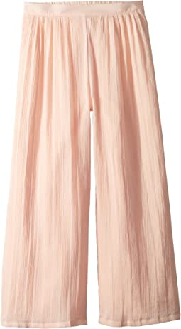 Pleated Palazzo Pants (Toddler/Little Kids/Big Kids)