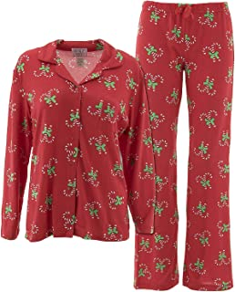 Image of Candy Cane Christmas Pajamas for Juniors - Free Shipping