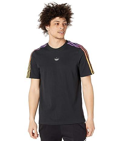 adidas Originals Sport Foundation 3-Stripes Tee