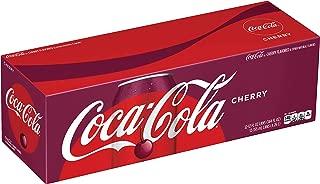 Coca-Cola Cherry Coke Soda, 12 Ounce (12 Cans)
