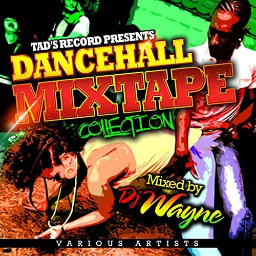 Tad's Record Presents: Dancehall Mix Tape Collection (Mixed By DJ Wayne)  [Explicit]
