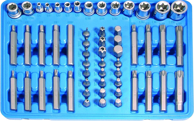 BGS 5026 Universal-Schraubendrehersatz, 56-tlg. B001ILF834 | Qualitativ Hochwertiges Hochwertiges Hochwertiges Produkt  f68858