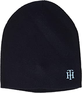 Tommy Hilfiger TH Knit Beanie Gorro/Sombrero para Mujer