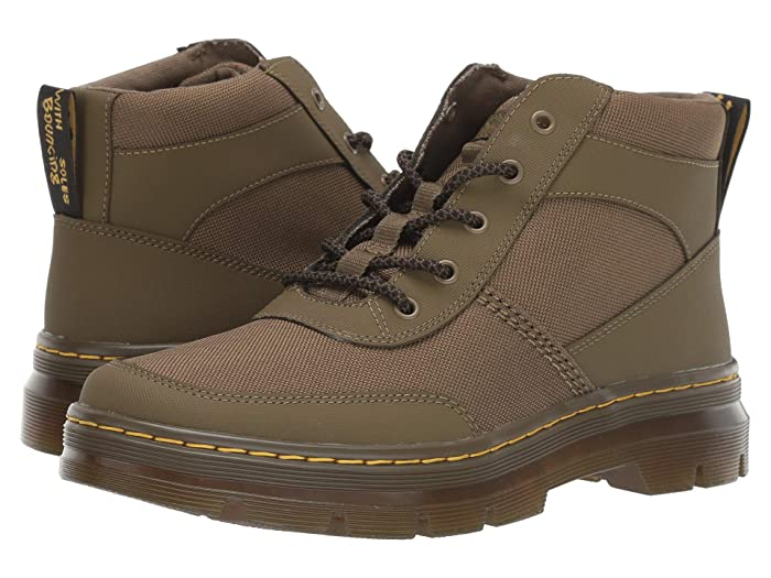 Dr. Martens  Bonny Tech Tract (DMS Olive Extra Tough Nylon/Ajax) Shoes