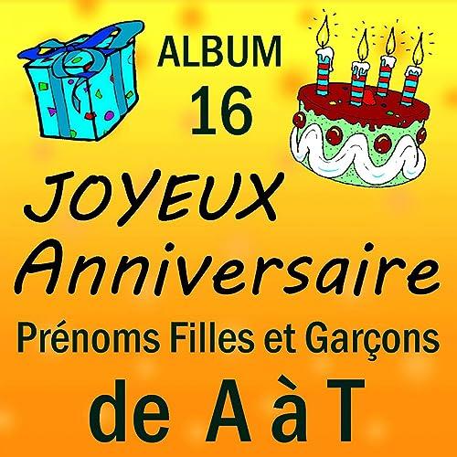 Joyeux Anniversaire Julie De Joyeux Anniversaire Sur Amazon Music