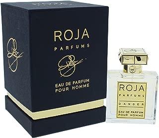 Roja Dove Danger Eau de Parfum Spray for Men, 1.7 Ounce