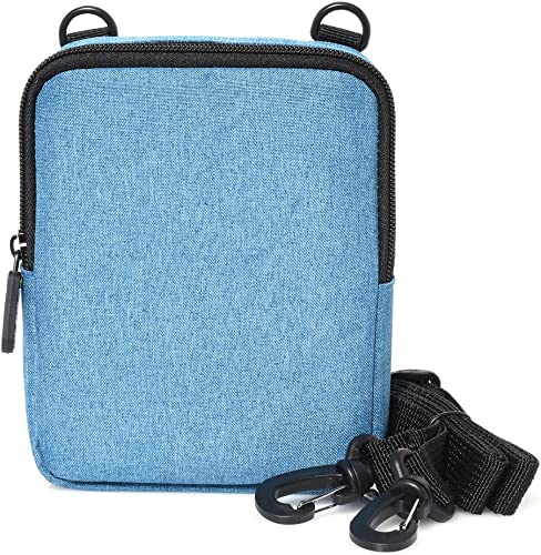 wholesale Polaroid Soft Camera Case W/Built-in Slot for new arrival Photo Paper for Polaroid high quality POP Instant Camera - Blue sale