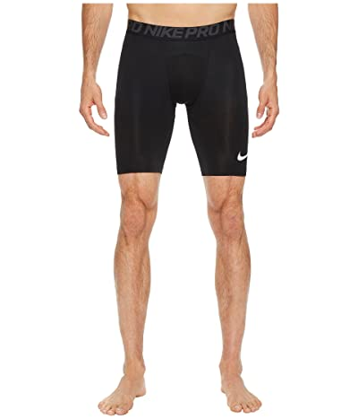 Nike Pro Short (Black/Anthracite/White) Men