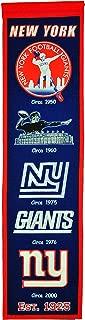 NFL New York Giants Heritage Banner