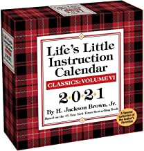 Life's Little Instruction 2021 Day-to-Day Calendar PDF