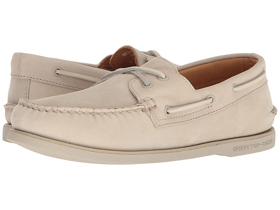 Sperry Gold A/O 2-Eye Pastel (Cement) Men