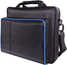 Ps4 Pro Bag, ps4 Carrying case for Console, Controllers, Games,Travel Bag Compatible with ps3&ps4 &ps4 Slim& ps4 pro,PSP Case