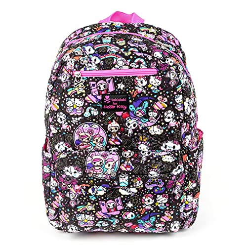 0cbb3b6b3279 Tokidoki x Hello Kitty Quilted Backpack Sweet Galaxy Limited Edition