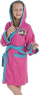 Secaneta Albornoz Infantil para Niña, Multicolor, 10 a 12 años