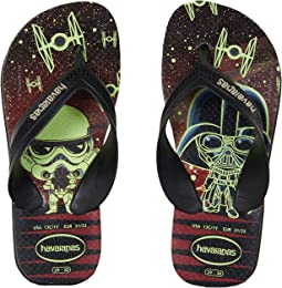 Havaianas Kids Max Star Wars Flip Flops (Toddler/Little Kid/Big Kid)