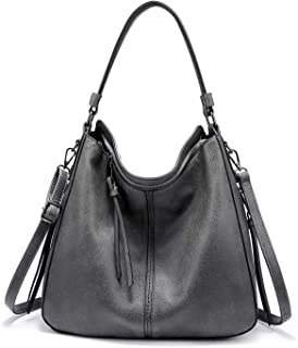 Best leather hobo purses Reviews