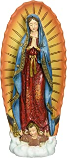 Renaissance Collection Joseph's Studio by Roman Exclusive Our Lady of Guadalupe Figurine, 7.25-Inch
