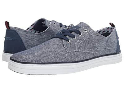 Ben Sherman Bulldog Derby (Navy Chambray) Men