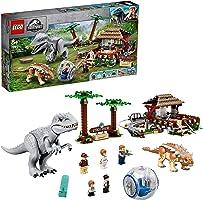 LEGO Jurassic World Indominus rex vs. Ankylosaurus 75941 geweldig dinosaurus bouwspeelgoed voor kinderen (537 onderdelen)