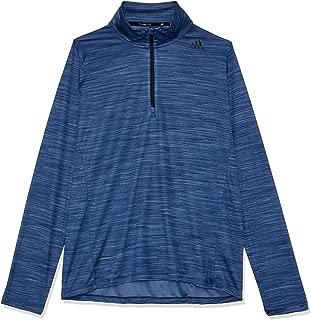 adidas Men's CV4774 Ultimate Tech 1/4 Long Sleeve Shirt