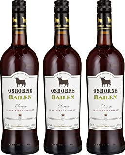 Osborne Bailén Oloroso Sherry Sherry 3 x 0.75 l