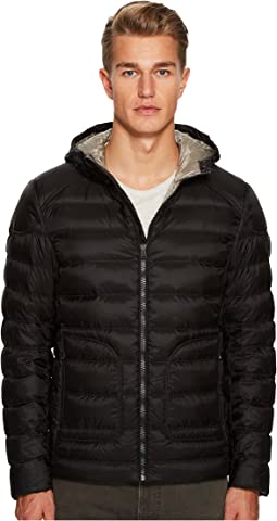 BELSTAFF - Fullarton Lightweight Down Proof Nylon Hooded Jacket