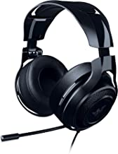 Razer ManO'War 7.1: Surround Sound - Quick Action Controls - Unidirectional Retractable Mic - Gaming Headset Works with PC, PS4, Xbox One, Switch, & Mobile Devices