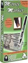 Money Marker (5 Counterfeit Pens) – Counterfeit Bill Detector Pen with Upgraded..