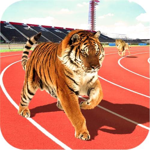 Wild Animal Simulator: Free Cheetah,Lion,Wolf racing simulator games