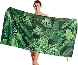 CHARS Microfiber Quick Drying Beach Towel (30
