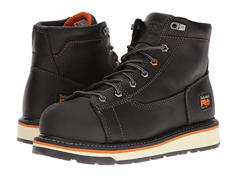 """Timberland PRO Gridworks 6"""" Alloy Safety Toe Boot at ..."""